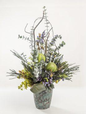 Ramo flores preservadas modelo Nefertiti